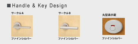Handle and Key design